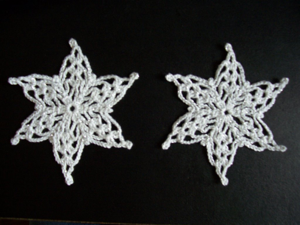 Crochet and Other Stuff: July 2006