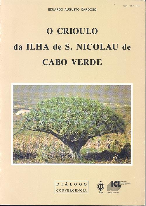 6ee86c0dc6ee Livro di Téra: O CRIOULO DA ILHA DE S. NICOLAU DE CABO VERDE