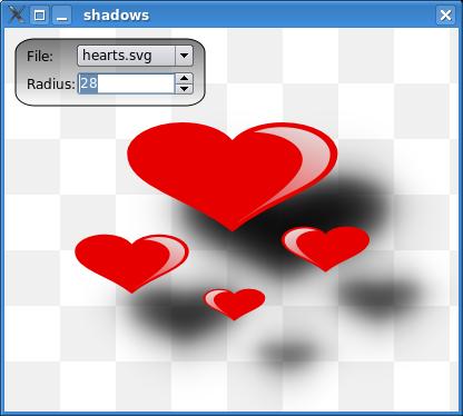 Zack Rusin: Shadows