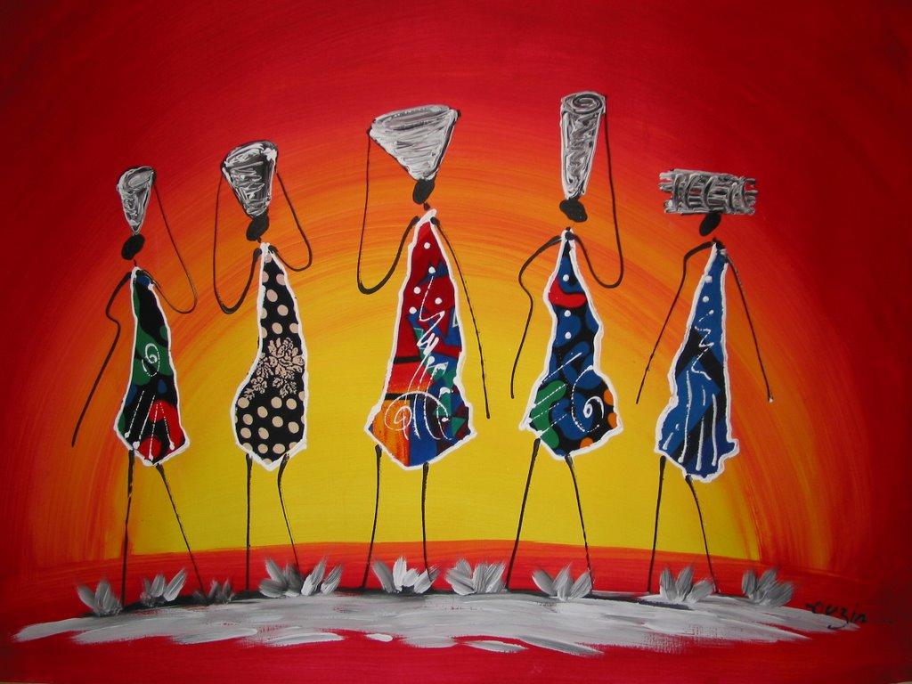 art africain artiste