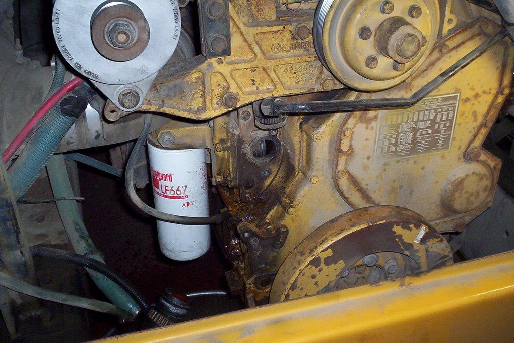 3116 Cat Engine Belt Tensioner