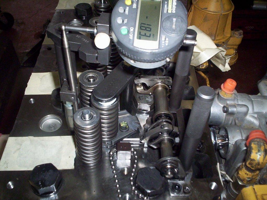 Cat 3116 Diesel Engine-Fuel Rack Installation & Adjustment. Injector  Synchronization