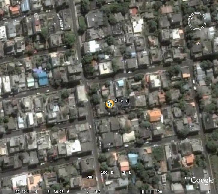 Google earth my house