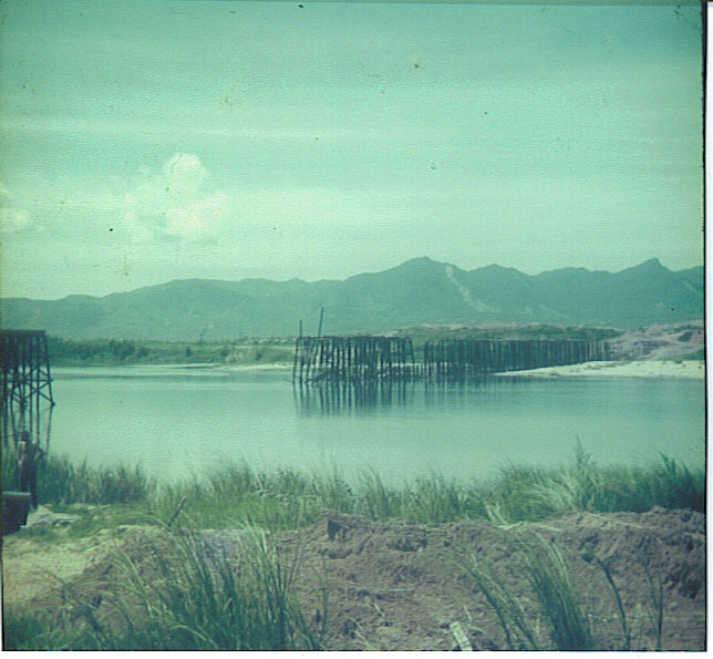 Vietnam The Liberty Bridge
