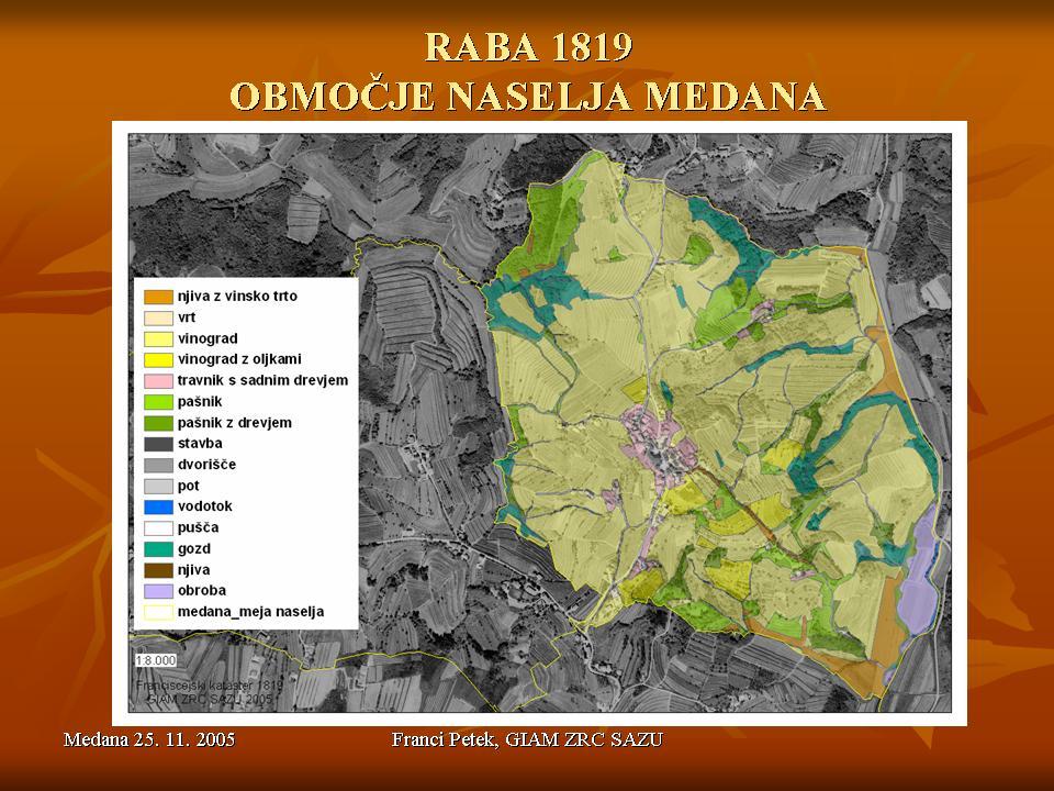 Goriska Brda Karte.Sreda Marec 09 2005