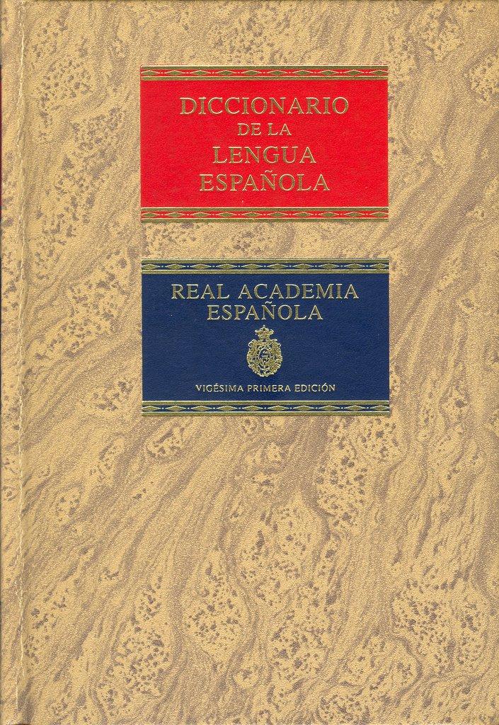 [Libro] Diccionario de la RAE (2005-48-R) – CPI (Curioso