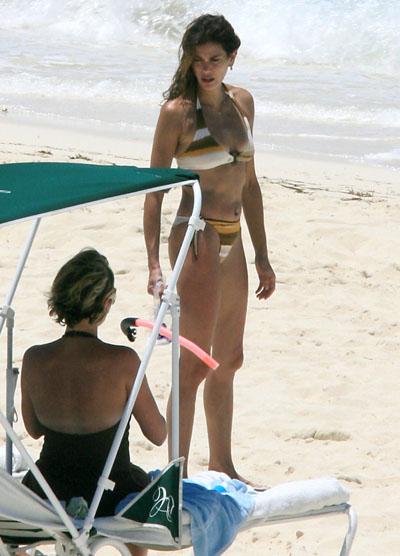 teri hatcher bikini