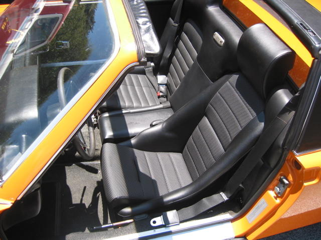 bf torino le mans seats in houston pelican parts technical bbs. Black Bedroom Furniture Sets. Home Design Ideas