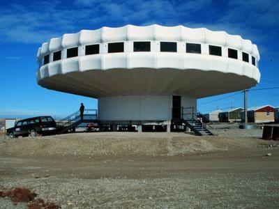Arquitectura del ártico