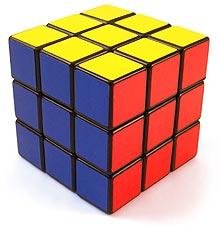 record del cubo de Rubik