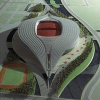 estadio olímpico de China para los Juegos Olímpicos del 2008