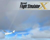 Simulador de Microsoft Flight Simulator X
