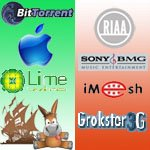 música en Internet 2005
