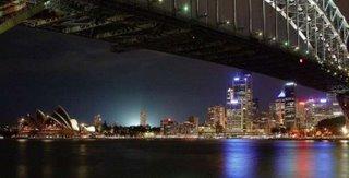 El mundo de noche en fotografías