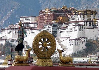 Arquitectura del Tibet
