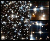 Hubble's image of NGC 6397