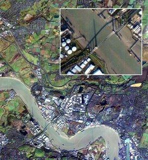 TopSat image of Dartford