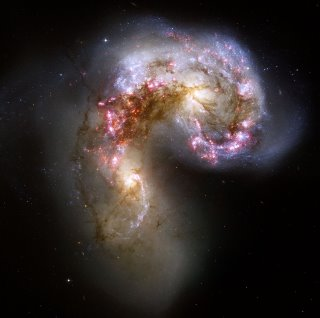 Hubble view of the galaxies