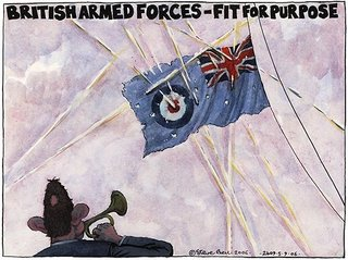 Steve Bell in The Guardian