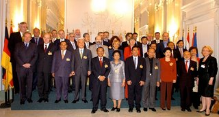 Another year, another jamboree - the 2005 summit of ASEM held in Paris