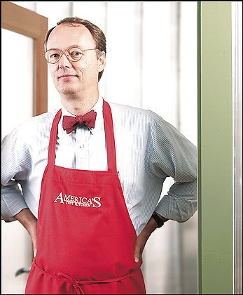 Christopher Kimball No Longer On America S Test Kitchen