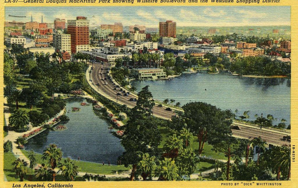 Jimmy Webblog: MacArthur Park