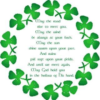 st. patricks day poem
