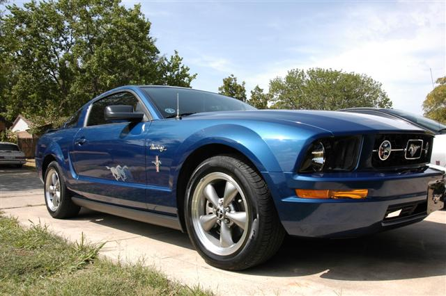 Rare Pony 2006 Mustang Stampede Edition Modifications Added To Trinity