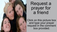 Prayer Line - Leave Your Prayers Free: Request a prayer for a friend