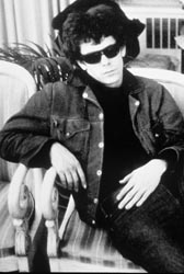 The Deadbeat Club: Lou Reed in Dark Water