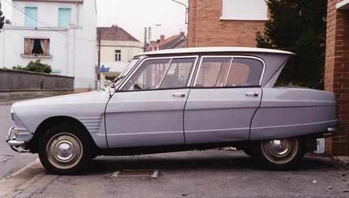 Le garage de la nationale 7 octobre 2006 - Garage citroen clermont ferrand ...