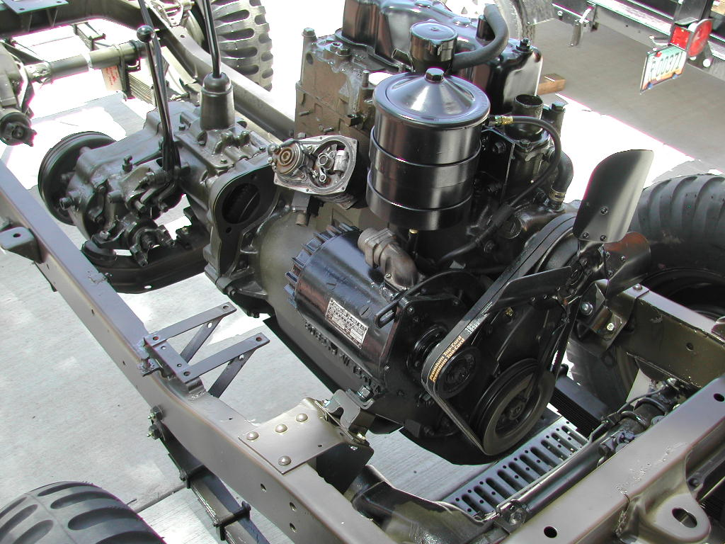 How Much To Rebuild A Transmission >> My M38A1 Jeep Rebuild Project