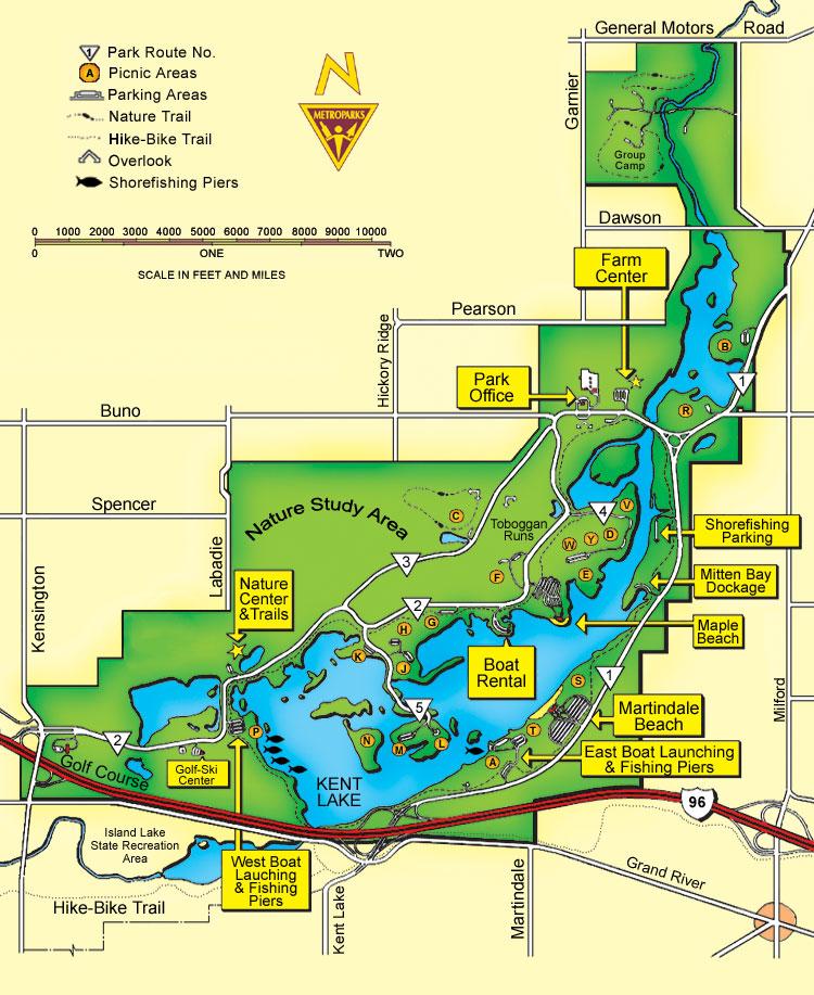 Kensington Park Map Kensington Park Picnic Details | Technomania