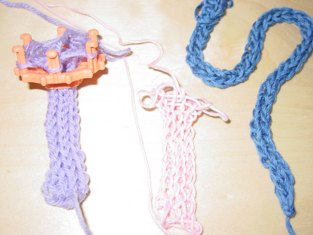 Knittacias Blog Clover Wonder Knitter