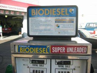 Biodiesel in PDX, Portland, Oregon