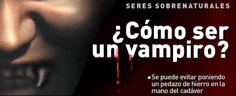 Quintaesencia Desea Convertirse En Vampiro