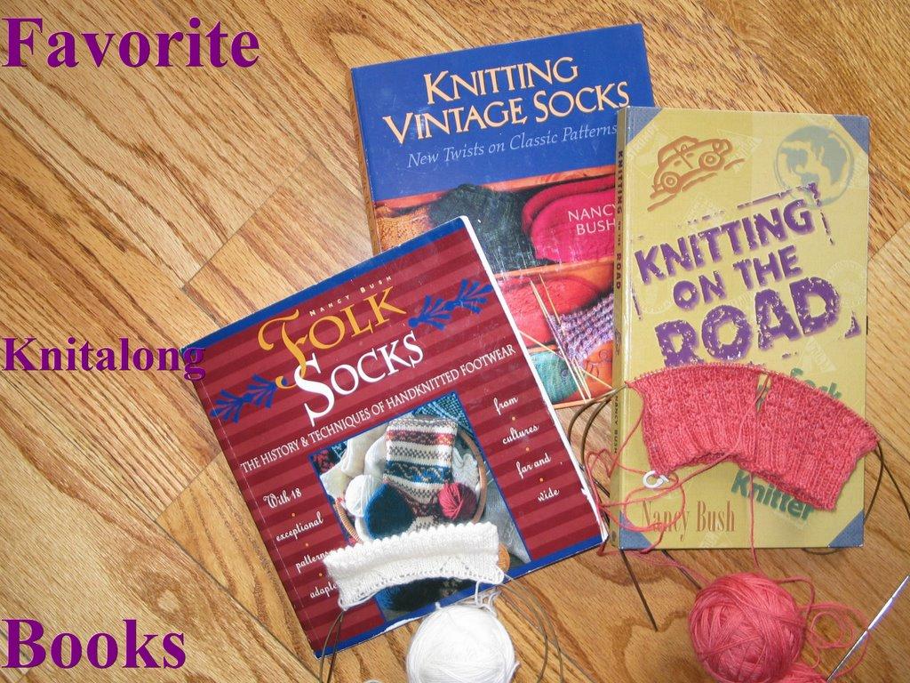Knitalong Obsession Socks For Mum