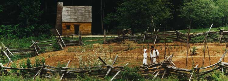 Colonial life in the 1700s