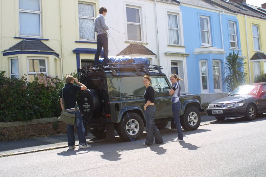 Vehicle Blog Roof Rack Laws