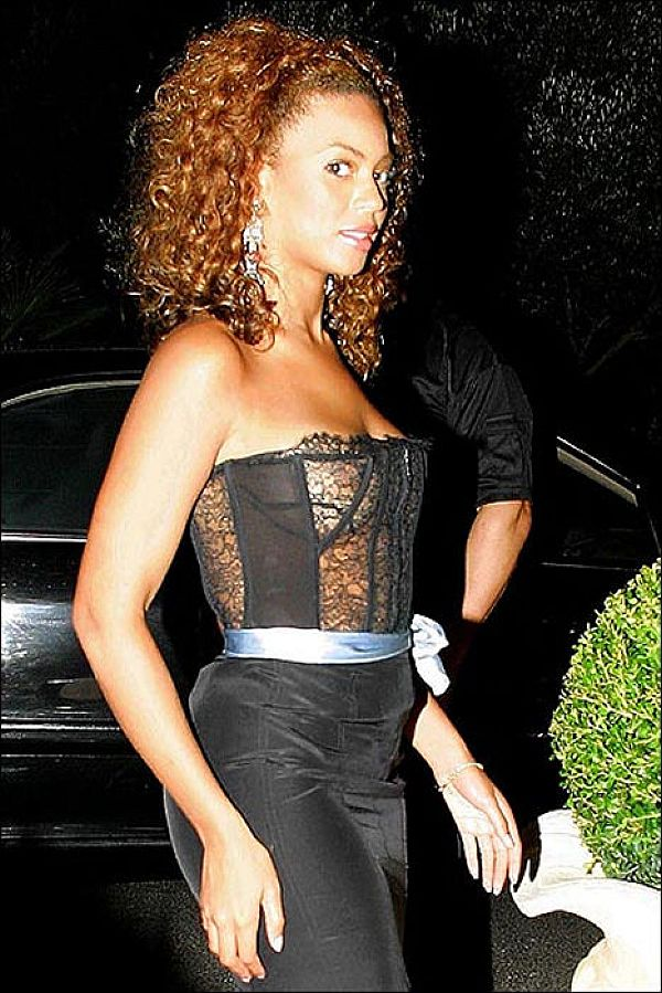 Beyonce Knowles Pussy Slip 57