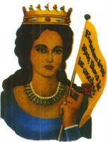 María lionza, La Reina, la Diosa