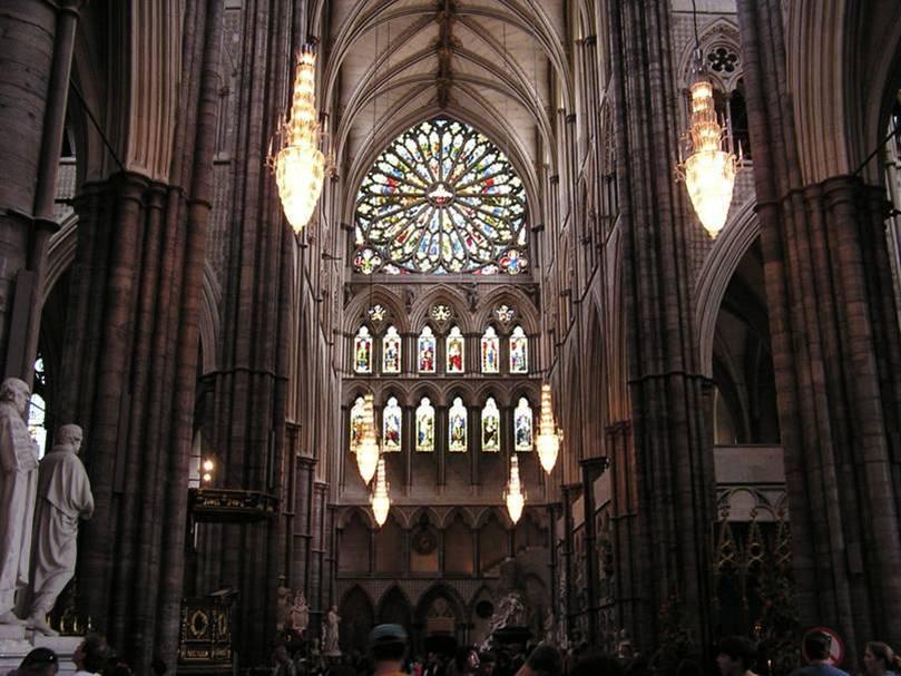 Life And Vincent Westminster Abbey V Notre Dame