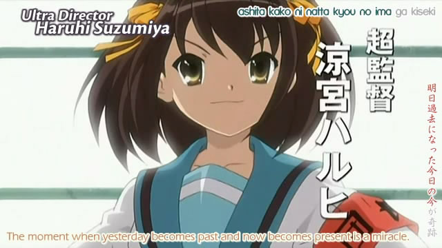 Watch Lastest Movie 720p And Download Suzumiya Haruhi No Shoushitsu Sub Online On KissAnime Free Without