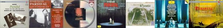 Best Parsifal recordings