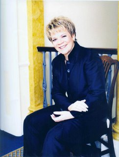Marin Alsop - Photo by Simon Fowler