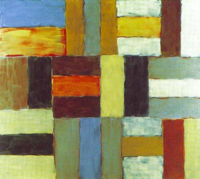Sean Scully, Wall of Light