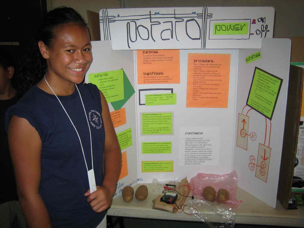 study about fruit battery Lesson plan on fruit and potato battery: how to utilize the chemical potential energy in foods backgroud  grape fruit and so on in this study we shall compare electricity generation potential of potato juice and citrus fruits (eg, lemon, lime, orange, grape fruit) we are experimenting on potato and lemon in this study.