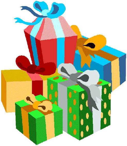 Dessin Cadeau De Noel Couleur All Box Fr