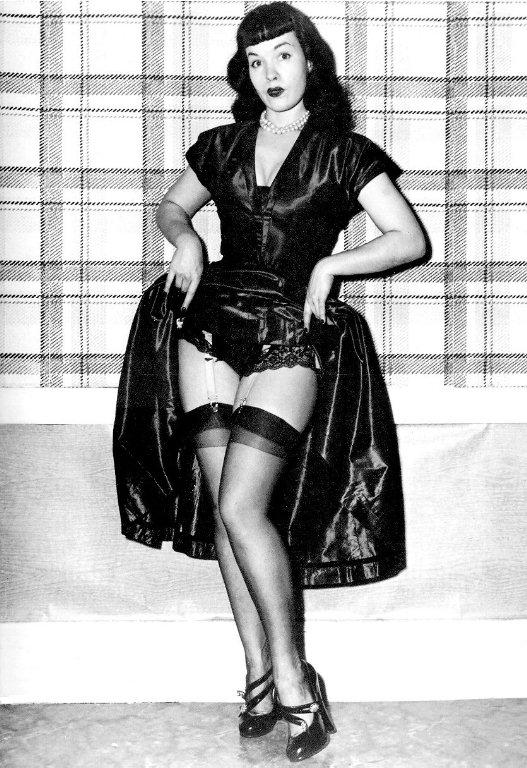 Betty Page Photos: Reality Computer: The Sad Life Of Bettie Page