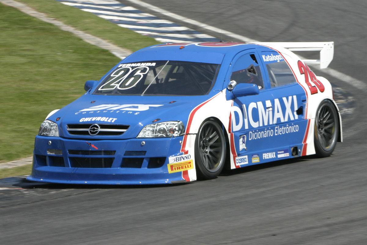 30c7b43d98e Pela primeira vez em sua temporada de estréia na Stock Car